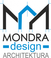 MONDRA design architekt Łukasz Woźniak
